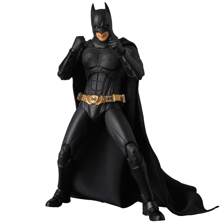 Medicom Toy MAFEX Batman Begins Suit Japan version