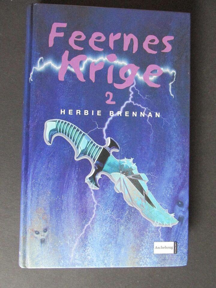 Feernes krige - Bind 2, Herbie Brennan, genre: eventyr