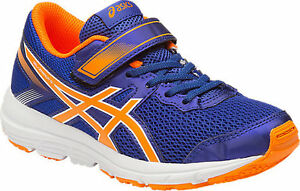 Image is loading Bona-Fide-Asics-Gel-Zaraca-5-PS-Kids-
