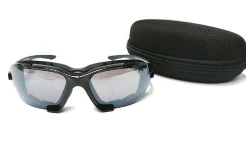 KR Occhiali Cabrio Moto Outdoor Occhiali Protettivi Occhiali da Sole Biker OCCHIALI Nero