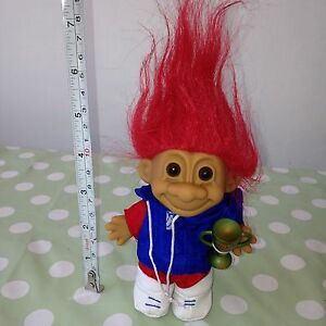 Image Is Loading Vintage Collectable Russ Troll Number 1 Dad Great