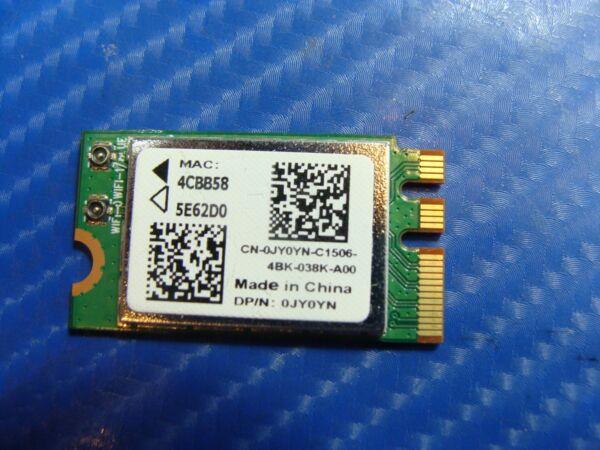 """Goedhartig Dell Latitude 3550 15.6"""" Genuine Laptop Wifi Wireless Card Jy0yn Er* Beroemd Voor Geselecteerde Materialen, Nieuwe Ontwerpen, Prachtige Kleuren En Prachtige Afwerking"""