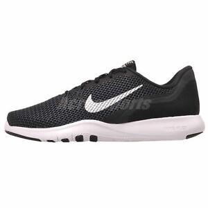 a99fd3086a76 Details about Nike W Flex Trainer 7 (W) Cross Training Womens Shoes Wide  Black 898781-001