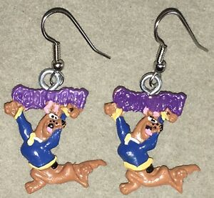 Image Is Loading Scooby Doo Earrings Surgical New Crime Solving Dog