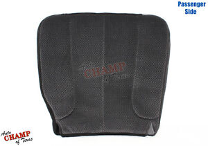 1998 1999 2000 Dodge Ram 1500 2500 3500 SLT Passenger Bottom Cloth Seat Cover