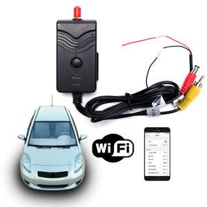 WIFI-Transmitter-903W-FPV-Aerial-Photography-Video-Car-Backup-AV-Interface-Pip