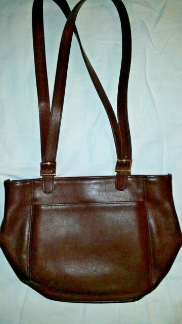 Coach Brown Leather Purse Style B9P-6008