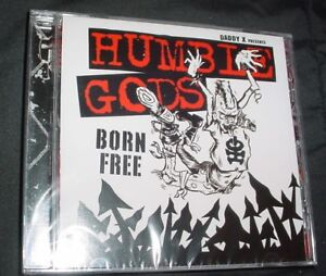 Born Free by Humble Gods (CD, Jan-2004, Suburban Noize) free ship
