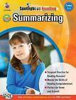 Summarizing, Grades 3 - 4 by Frank Schaffer Publications (Paperback / softback, 2012)
