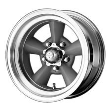 4 American Racing Tt O Vintage Silver Machined 15x85 Rims 5x13970 5x55 24