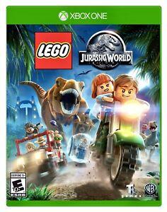 LEGO Jurassic World (Xbox One) BRAND NEW FACTORY SEALED Microsoft XB1 Video Game
