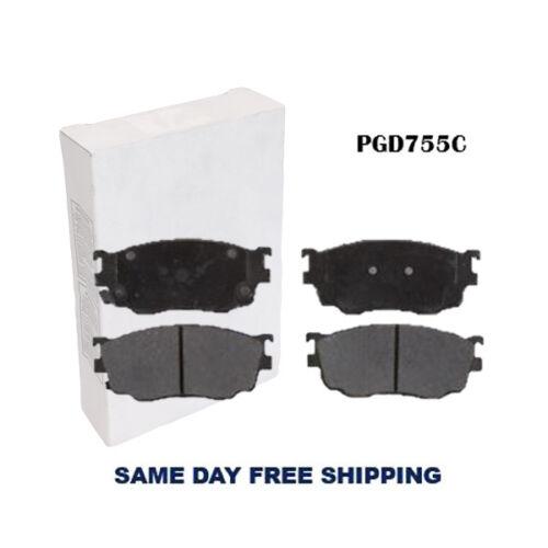 Ceramic Front Brake Pad For Mazda 626 98-02 Protege 03