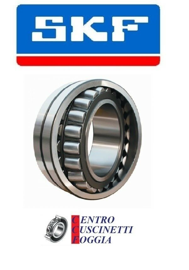 SKF Cuscinetti orientabili a rulli 21306 - 21312 - Spherical roller bearings