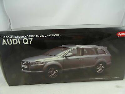 1/18 Kyosho - Audi Q7 Red #09221r - Neu/ovp Harmonische Farben