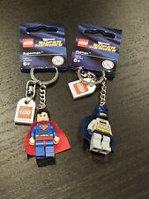 Batman 2016 Movie - Superheres 853591 Keyring Brand New Lego