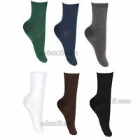 School Ankle Socks for Boys and Girls Range of Colours and Packs are Available