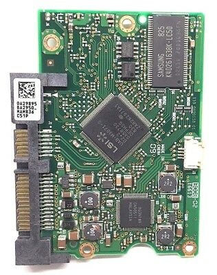 Toshiba MS-ME198407 94V-0 External PCB Replacement Controller Board E39-04