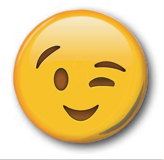 "OOPS GRIN EMOJI 25mm 1/"" Button Badge Cute Emoticon Smiley Face Funny"