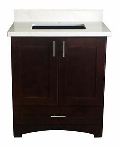 shaker vanity cabinets espresso shaker single sink bathroom vanity base cabinet 26008