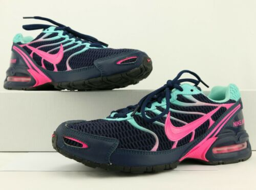 Nike WOMEN'S Blue & Pink Torch 4 Running Gym Sneak