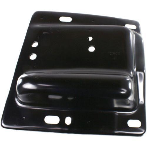 Driver//LH Side Bumper Bracket Front For Ram 1500 02-05 Steel w//o Tow Hooks