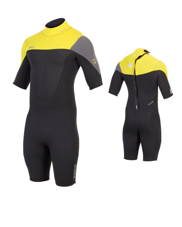 Jobe Perth Sh 3 2 Mm Wet Suit Sie Kitesurfing Gelb New Waveriding Surfing J17