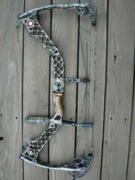 Mathews Solo Cam 32in Right Hand Men S Bow For Sale Online Ebay