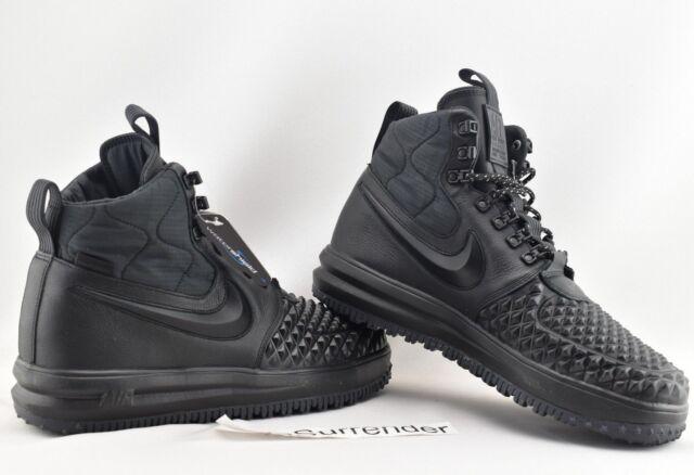 Nike 916682 002 LF1 Duckboot 17'' Men's Boots Black