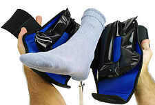 NEW COLD ANKLE GEL PACK THERAPY BRACE QUICKLY REDUCES PAIN & SWELLING