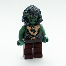 Lego Minifigure Castle Fantasy Era Orc Troll Warrior 2 cas365 7078 7048 7097