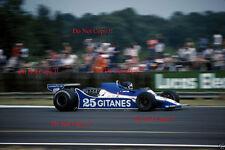 Jacky pela Ligier JS11 British Grand Prix 1979 fotografía
