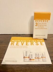 Rodan-and-Fields-Reverse-Step-3-Dual-Active-Brightening-Complex-NEW-SEALED