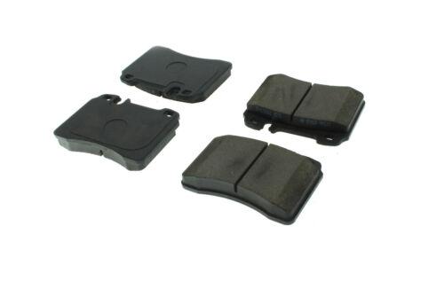 Disc Brake Pad Set-Posi-Quiet Ceramic Disc Brake Pad with Shims Front Centric