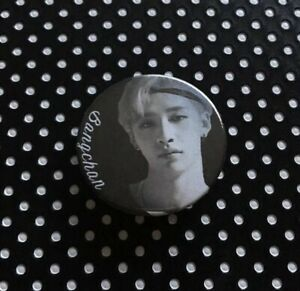 Bang-Chan-Stray-Kids-Button-Badge-Kpop-Idol-Skz-Leader