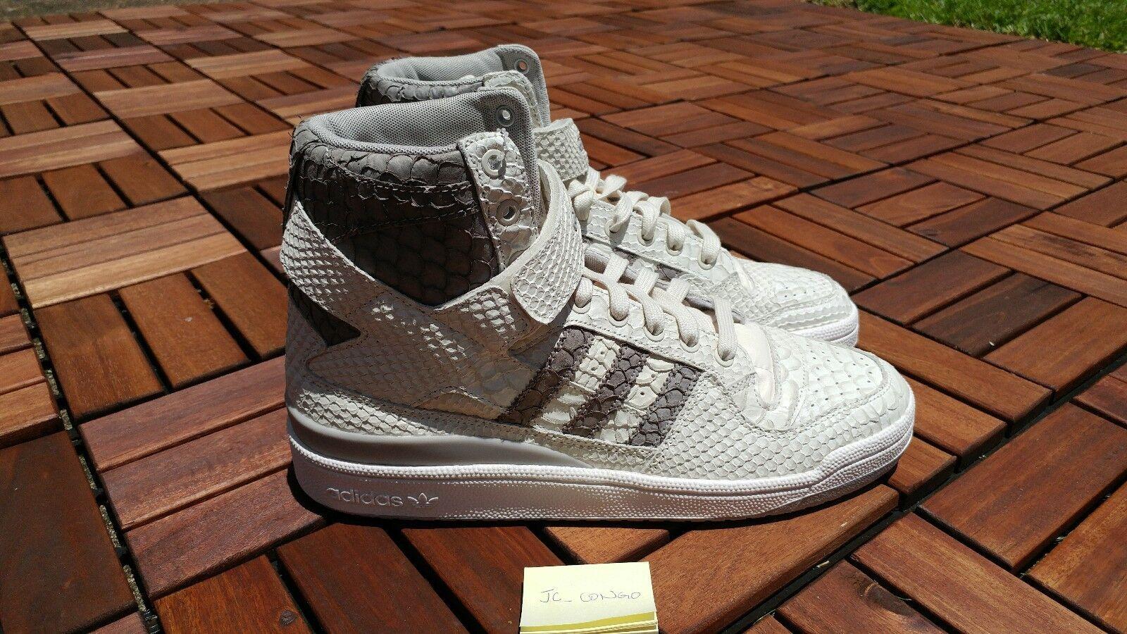 Adidas originals forum hi python og kreidebleich / granit python hi schlangenhaut b27671 ds preissenkung 2151e4