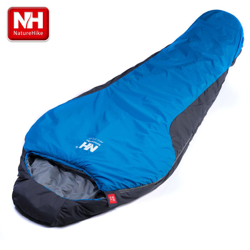 NatureHike-NH Mummy Portable Breathable Waterproof Sleeping Bag for  Camping  to provide you with a pleasant online shopping