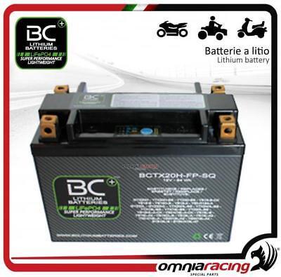 100% QualitäT Bc Battery Lithium Batterie Für Yamaha Yfm450 Fwan Fgz Grizzly 2010>2010