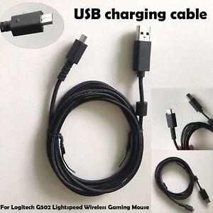 Datenleitung-Ladekabel-Maus-fuer-drahtlose-Gaming-Maus-Logitech-G502-Lightspeed
