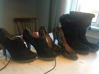 Vinterstøvler, str. findes i flere str., Tex