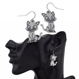 1-coppia-orecchini-bigiotteria-GATTI-gattini-micetti-orecchino-metallo-pendente