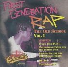 First Generation Rap Old School Vol01 0090431535127 CD