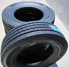 2 Tires Fortune Far602 21575r175 Load H 16 Ply Commercial All Position