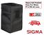 Sigma Acolchado Suave Estuche Para 50mm F1.4 DG Arte Lente CS0338 Reino Unido stock
