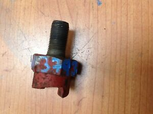 Ferguson TEF TET diesel stop rod and knob T20