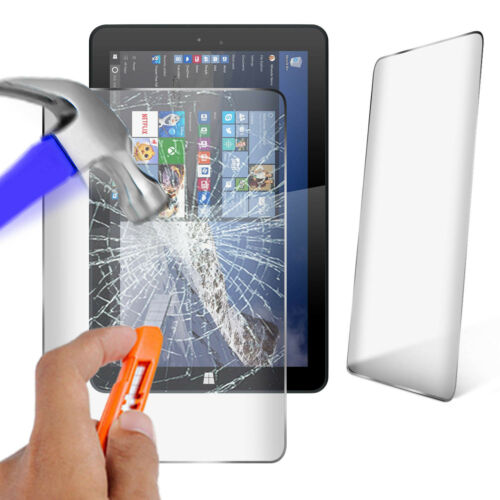 Clear Tablet Glass Screen protector Guard For HP ElitePad 1000 G2 10.1/""