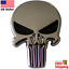 3D-Metal-Punisher-Emblem-Sticker-Skull-Badge-Decal-For-Car-Bike-Truck miniature 25