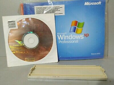 Microsoft Windows XP Professional OEM version 2002 with ...