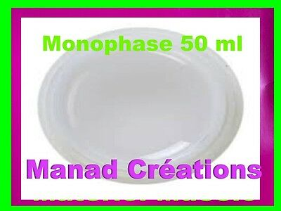 50 ml Gel Uv Builder Monophase 3 en 1 Base Construction Finition CABA standard