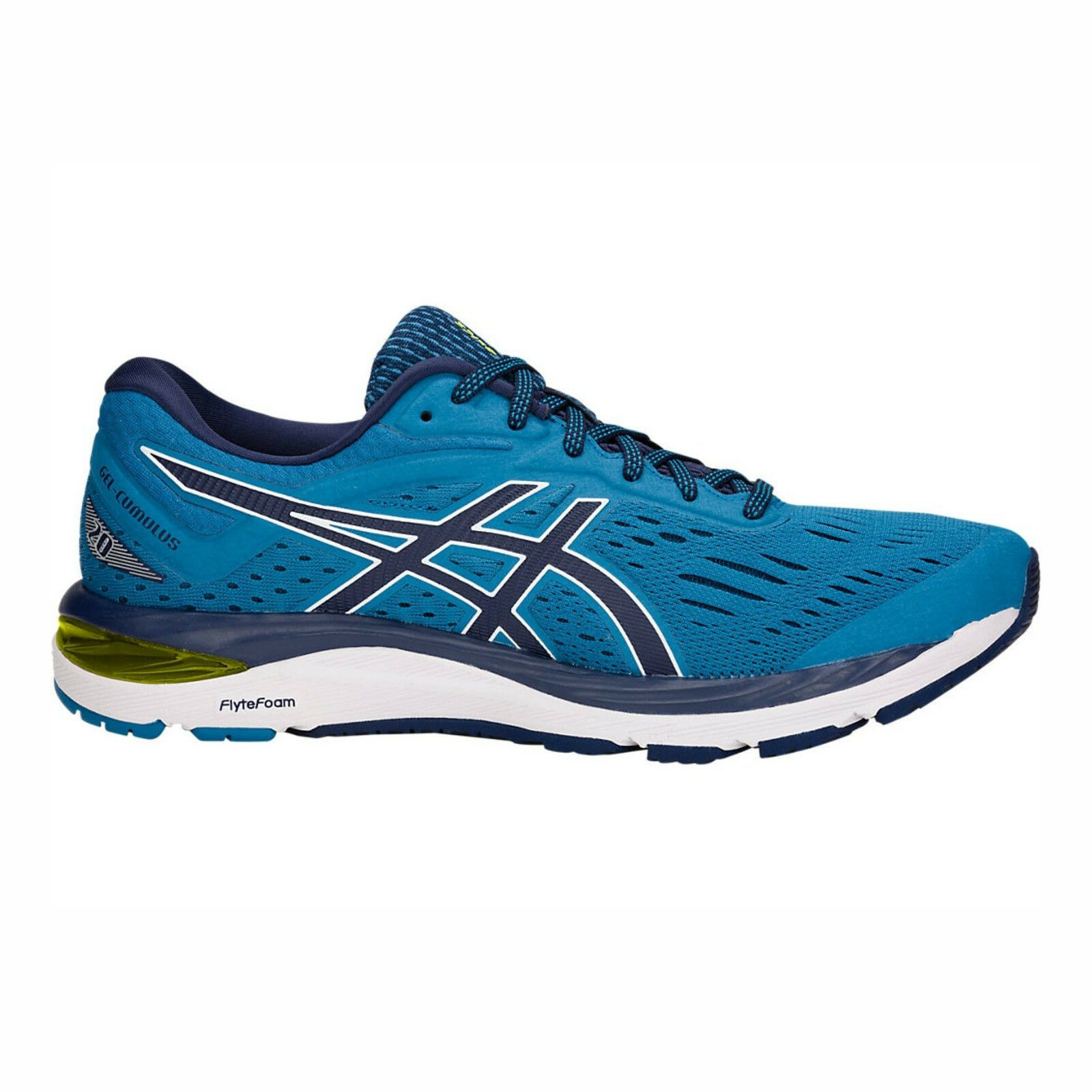 Asics GEL-Cumulus 20 [1011A008-400]  Men Running shoes Race bluee Navy  for sale online