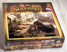 The Spiderwick Chronicles: The Secret Study 200 Piece Puzzle (Nickelodean Kid)